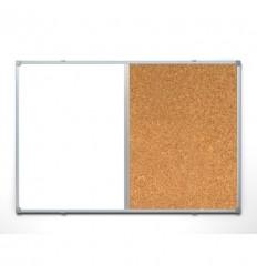 Доска комбинированная Attache 600х900мм, алюминиевая рама