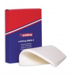 Запасные салфетки EDDING для губки-стирателя, 100 Шт