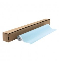 Бумага миллиметровая голубая в рулоне Mega Engineer, 640мм х 10м, 75гр.
