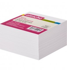 Блок-кубик на склейке Attache белый, 9х9х5, 100 г/кв.м