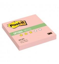 Бумага для заметок Post-it OPTIMA 76х76мм, Осень, розовая, 100 листов