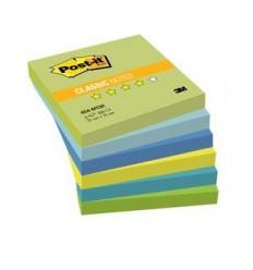 Бумага для заметок Post-it Classic 76х76мм, Вдохновение мечты, 6 блокнотов по 100 листов