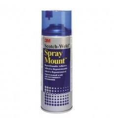 Клей-спрей 3М SprayMount 400 мл