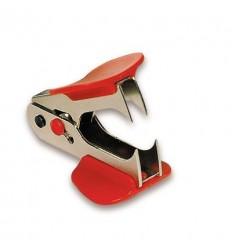 Антистеплер SAX с фиксатором, красный