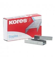 Скобы для степлера № 10 KORES, 1000 штук