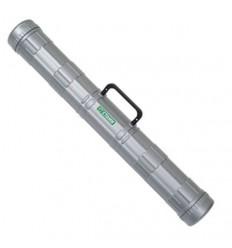 Тубус Стамм ПТ-22 с ручкой, длина 70см, диаметр 9см, серый