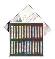Пастель художественная СОНЕТ, 24 цвета