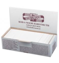 Мел белый прямоугольный KOH-I-NOOR, 100шт