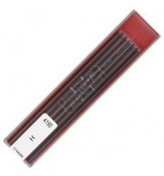 Грифели для цанговых карандашей Koh-i-Noor 4190/H, 2,0 мм, 12 штук