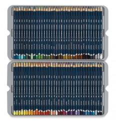 Набор цветных карандашей Derwent Artists 72 цвета, в металлической коробке