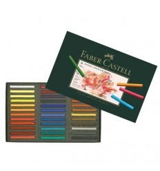 Набор сухой пастели FABER-CASTELL Polychromos, 36 цветов