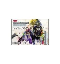 Альбом для акварельных карандашей DERWENT Watercolour Pads, А2, 300гр, 12л склейка