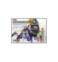 Альбом для акварельных карандашей DERWENT Watercolour Pads, А3, 300гр, 12л склейка