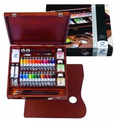 Набор масляных красок Royal Talens VAN GOGH Эксперт - 24 цвета по 20мл