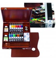 Набор масляных красок Royal Talens VAN GOGH Вдохновение - 14 цвета по 40мл