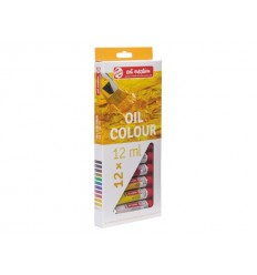 Набор масляных красок Royal Talens ArtCreation 12 цветов в тубах по 12мл