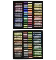Набор сухой пастели REMBRANDT ROYAL TALENS Мастер - 120 основных цветов