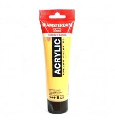 Акриловая краска AMSTERDAM ROYAL TALENS туба 120мл, цвет №223 Неаполитанский  жёлтый тёмный