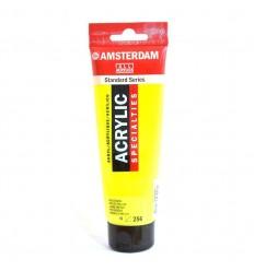 Акриловая краска AMSTERDAM ROYAL TALENS туба 120мл, цвет №256 Жёлтый отражающий Specialties