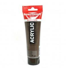 Акриловая краска AMSTERDAM ROYAL TALENS туба 120мл, цвет №403 Ван-дик коричневый