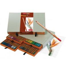 Набор цветных карандашей Bruynzeel DESIGN, 48 цветов, в подарочной упаковке