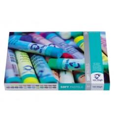 Набор сухой пастели Van Gogh ROYAL TALENS 24 цвета