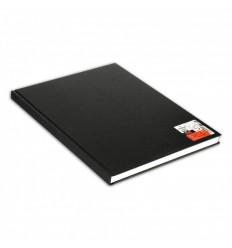 Скетчбук для зарисовок CANSON ONE А4 21.6*27.9см, 100гр. 100л., твердая обложка, спираль
