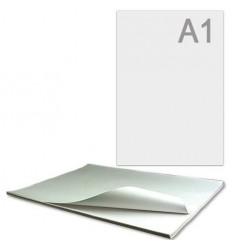 Папка для черчения ГОЗНАК Ватман А1 600×840мм, 100л., 180гр