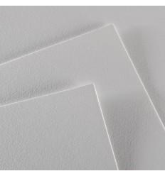 Бумага для акварели CANSON Montval FIN 50*65см, 185гр., среднее зерно, 25л/упак