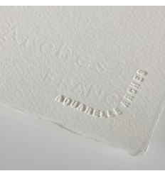 Бумага для акварели CANSON Arches Torchon 56*76см., 185гр., бумага крупное зерно, 10л/упак