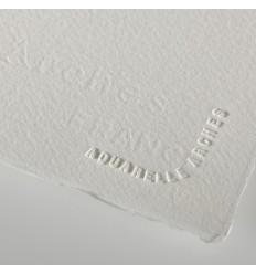 Бумага для акварели CANSON Arches Torchon 64.8*101.6см., 356гр., бумага крупное зерно, 10л/упак