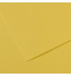 Бумага для пастели CANSON Mi-Teintes  А4 21*29.7см 160гр., Цвет №107 Зеленый анис, 50л/упак,
