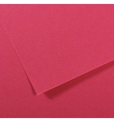 Бумага для пастели CANSON Mi-Teintes  А4 21*29.7см 160гр., Цвет №114 Малина, 50л/упак,