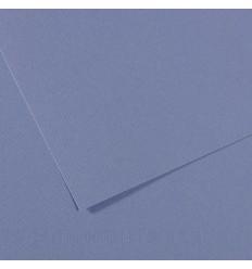 Бумага для пастели CANSON Mi-Teintes  А4 21*29.7см 160гр., Цвет №118 Холодный голубой, 50л/упак,