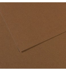 Бумага для пастели CANSON Mi-Teintes  А4 21*29.7см 160гр., Цвет №133 Сепия, 50л/упак,