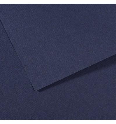 Бумага для пастели CANSON Mi-Teintes А4 21*29.7см 160гр., Цвет №140 Индиго, 50л/упак,