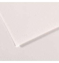 Бумага для пастели CANSON Mi-Teintes  А4 21*29.7см 160гр., Цвет №335 Белый, 50л/упак,