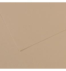 Бумага для пастели CANSON Mi-Teintes  А4 21*29.7см 160гр., Цвет №343 Серо-бежевый, 50л/упак,
