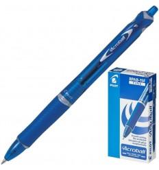 Ручка шариковая масляная автоматическая Pilot Acroball BPAB-15F (0.28 мм) синяя