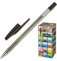 Ручка шариковая Beifa AA 927, 0.5 мм, черная