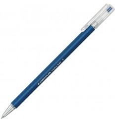 Шариковая ручка STAEDTLER Triplus F 0,3 мм, синяя
