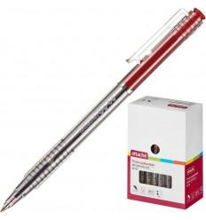Шариковая ручка автоматическая Attache Bo-bo 0,5 мм, красная