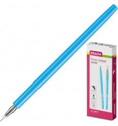Ручка гелевая Attache Laguna, 0.3мм, синяя