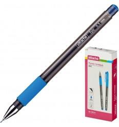 Ручка гелевая Attache Epic с манжеткой, 0.5мм, синяя