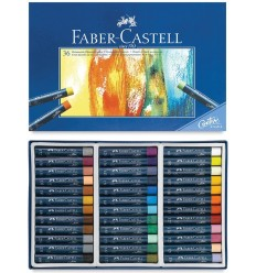 Масляная пастель FABER-CASTELL STUDIO QUALITY Goldfaber, 36 цветов
