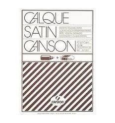 Калька CANSON А4, 90 г/кв.м, пачка 50 листов, склейка