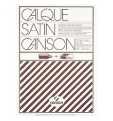 Калька CANSON А3, 90 г/кв.м, пачка 50 листов, склейка