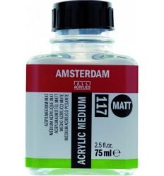 Медиум для акрила Amsterdam ROYAL TALENS (012), матовый 75мл