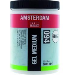 Медиум гель для акрила Amsterdam ROYAL TALENS (094), глянцевый 1л