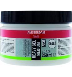 Медиум гель для акрила Amsterdam ROYAL TALENS (015), прочный, глянцевый 250мл
